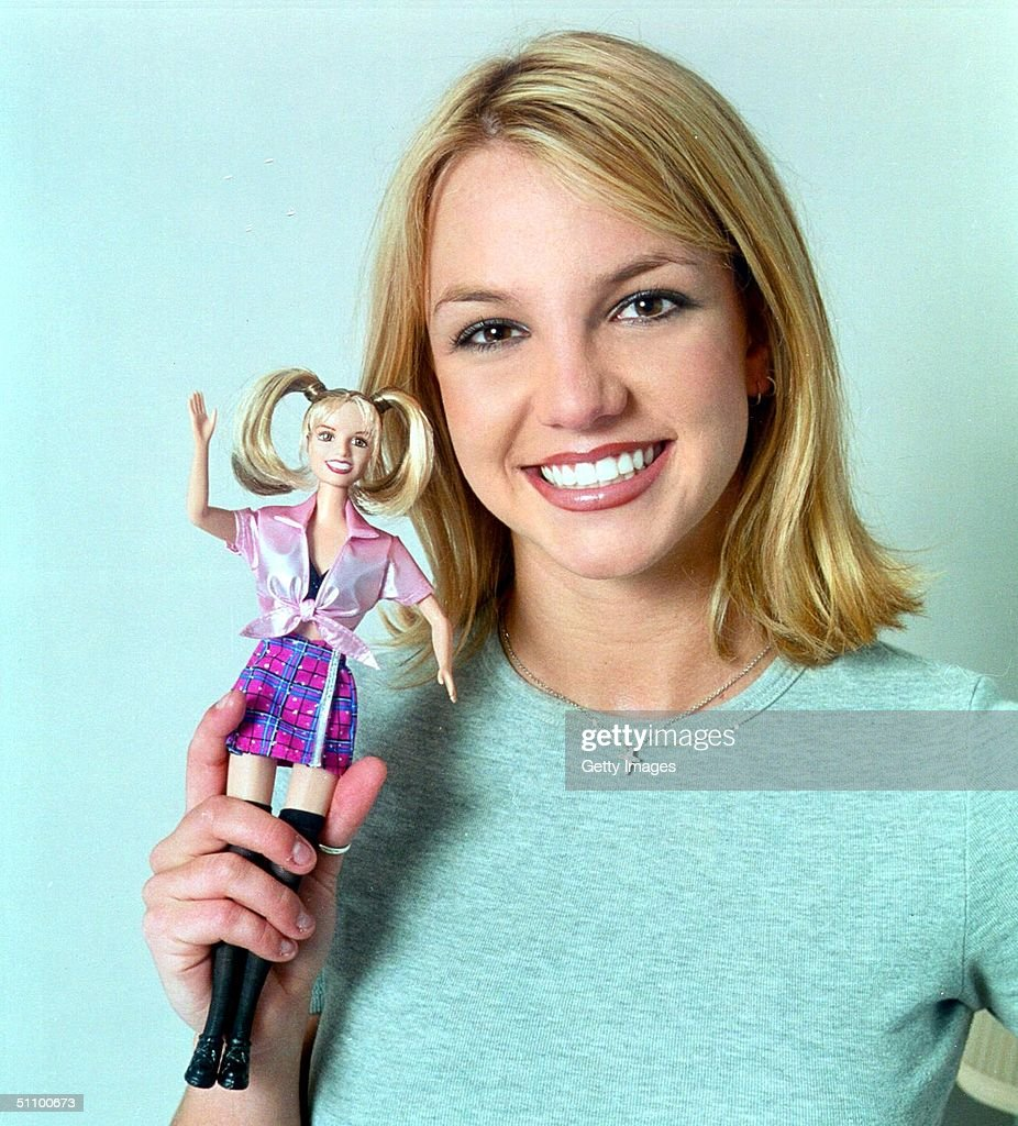 Look Out For Britney Spears She's The New Doll From Play Along Toys That's Predicted To : News Photo