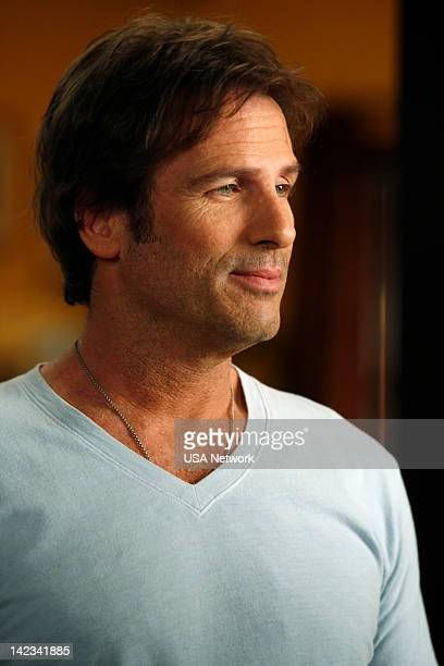 Look Who's Stalking Episode 108 Pictured Hart Bochner as Zach McNeill