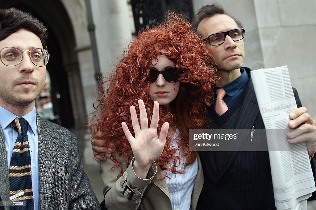 Former Chief Executive Of News International Rebekah Brooks Gives Evidence To The Leveson Inquiry : News Photo
