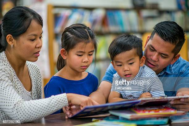 Looking at Books Together