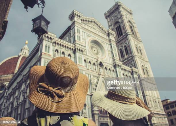 Looking at Florence Cathedral