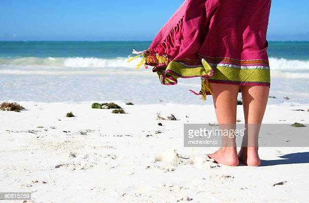Looking At The Sea