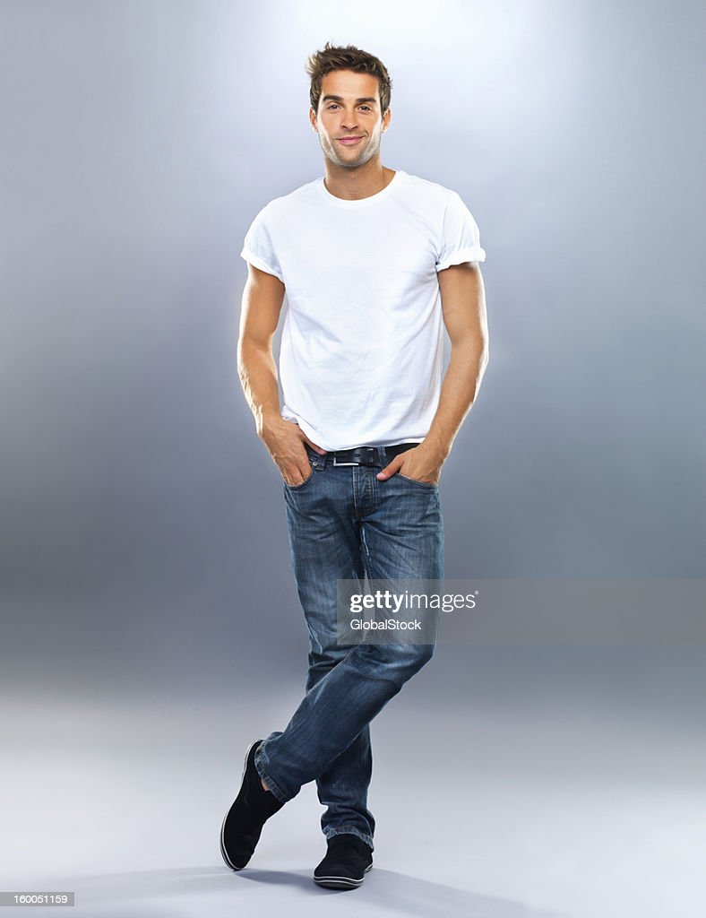 Looking cool : Stock Photo