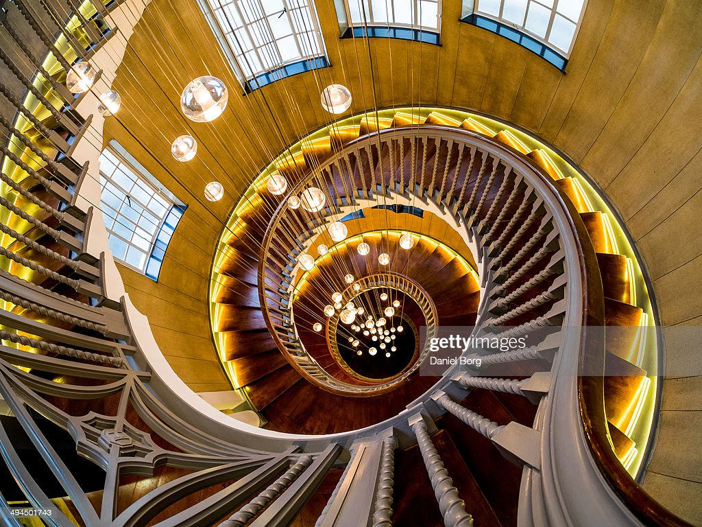Staring into the Heals Abyss Pictures | Getty Images | heals furniture store