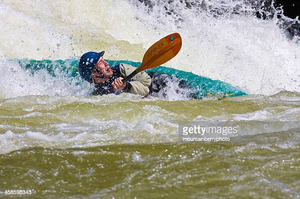 looking for air - swift river stock photos and pictures