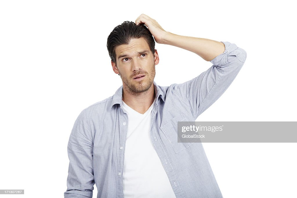 Looking for solutions? : Stock Photo