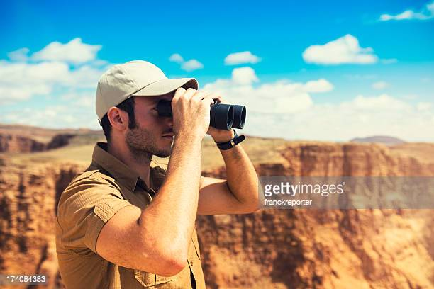 Freuen Sie sich auf den grand canyon