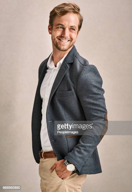 looking good and feeling great - men fashion stock pictures, royalty-free photos & images
