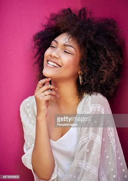 ficar bem, sinta-se ótimo! - cabelo ondulado estilo de cabelo - fotografias e filmes do acervo