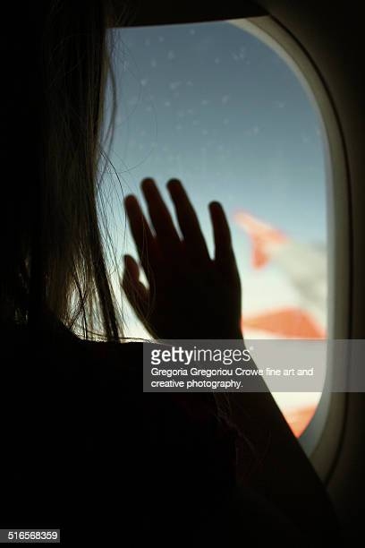 looking out - gregoria gregoriou crowe fine art and creative photography stock photos and pictures