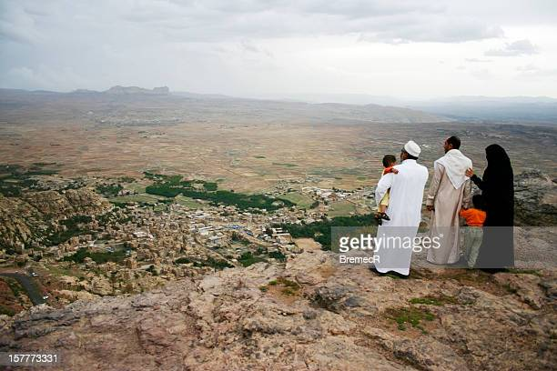 Looking over Shibam