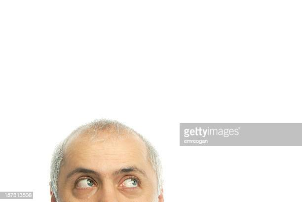 looking - left eye stock photos and pictures