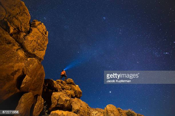 looking to the stars - explorer stock pictures, royalty-free photos & images