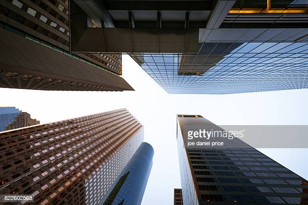 Looking Up, Houston, Texas, America