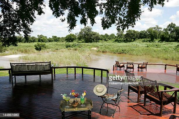 Lookout Tinga Legends Game Lodge Kruger National Park South Africa Africa