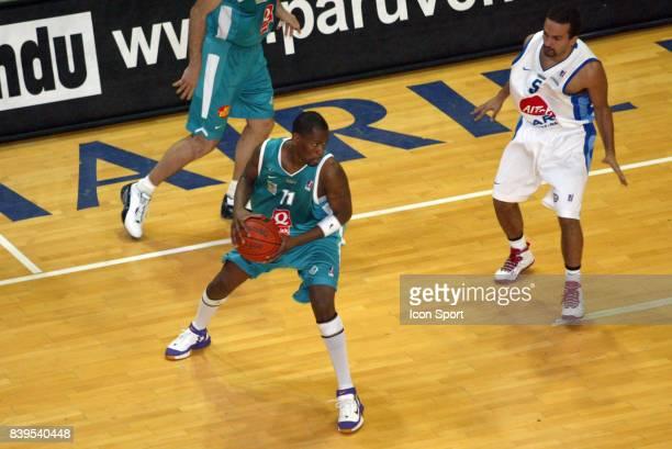 Loonie COOPER Paris Basket Racing / Pau Orthez 17eme journee de Pro A