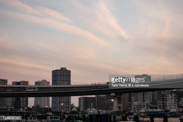 loop bridge in japan - taro hama ストックフォトと画像
