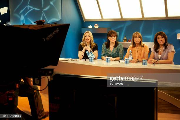 Loose Women. Jackie Brambles Coleen Nolan Carol McGiffin Jane McDonald June 21, 2008.