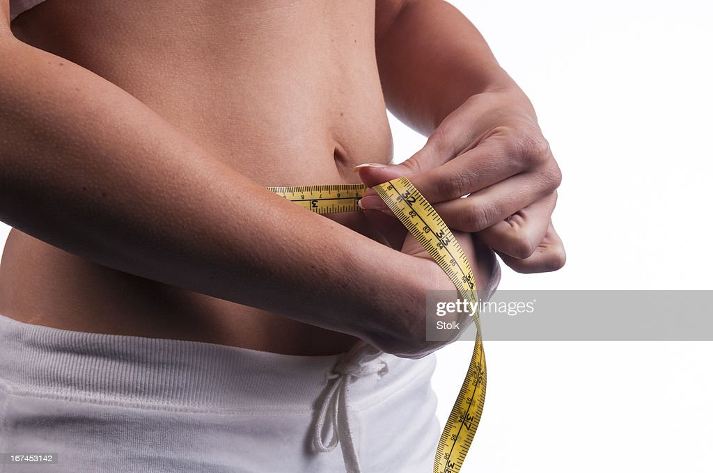 Loosing weight : Stock Photo