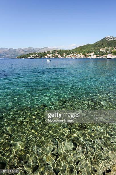 Lopud in Dalmatia, Croatia