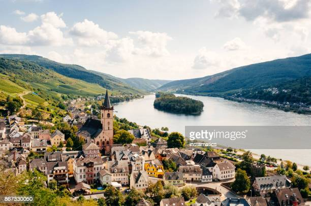 lorch in germany - germany stock pictures, royalty-free photos & images