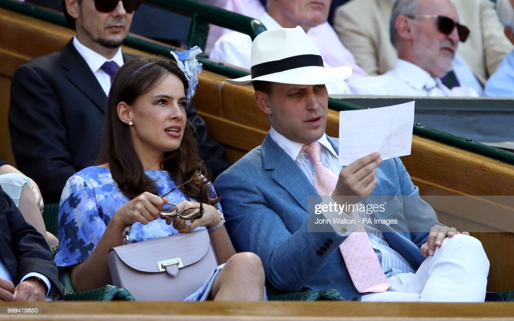Wimbledon 2018 - Day Thirteen - The All England Lawn Tennis and Croquet Club : News Photo