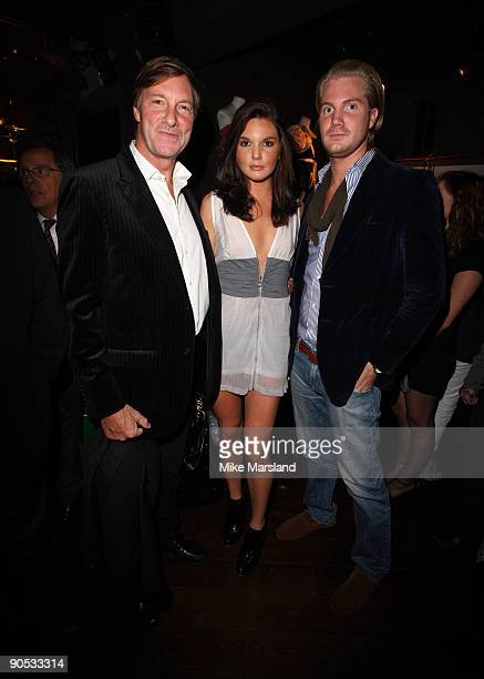 Lord Brocket attends private view of Coco De Mer And John Stoddart: Love And Lust on September 9, 2009 in London, England.