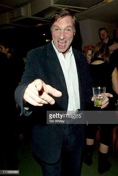 Lord Brockett during Sidewalk 7 Launch Party at Guanabara in London, Great Britain.