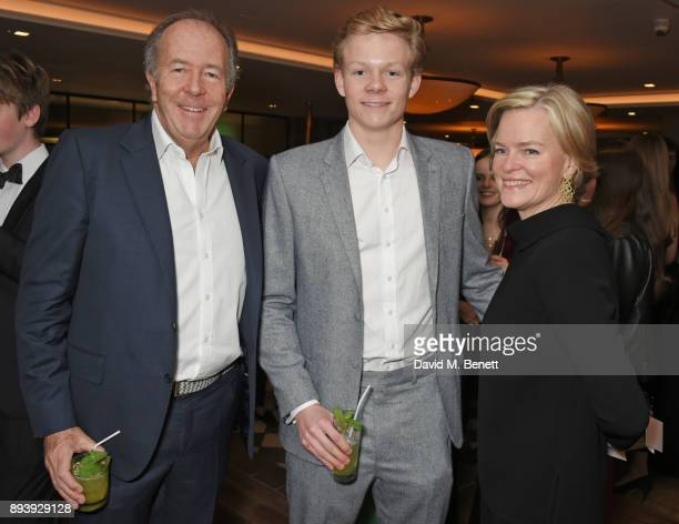 Lord Bruce Dundas Alexander Dundas and Ruth Kennedy Lady Dundas attend Alexander Dundas's 18th birthday party hosted by Lord and Lady Dundas on...