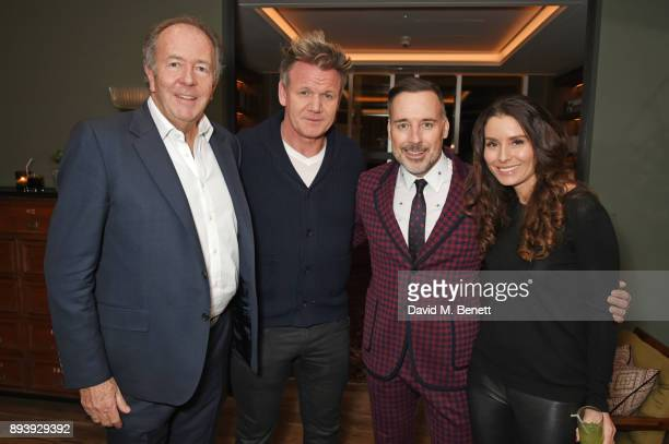 Lord Bruce Dundas Gordon Ramsay David Furnish and Tana Ramsay attend Alexander Dundas's 18th birthday party hosted by Lord and Lady Dundas on...