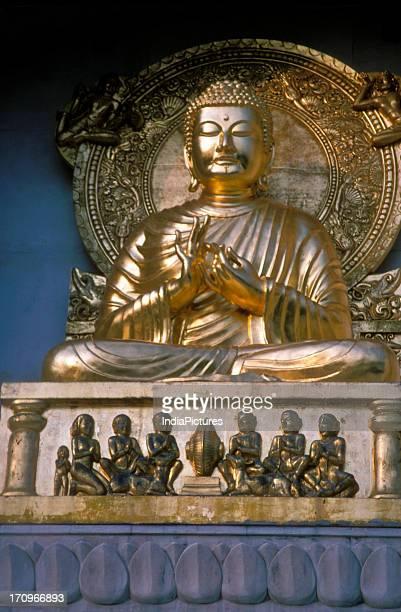 Lord Buddha Shanti Stupa Orissa India