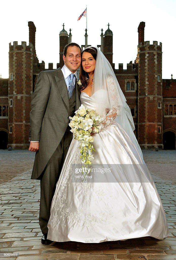 Lord Freddie Windsor And Sophie Winkleman Wedding : News Photo