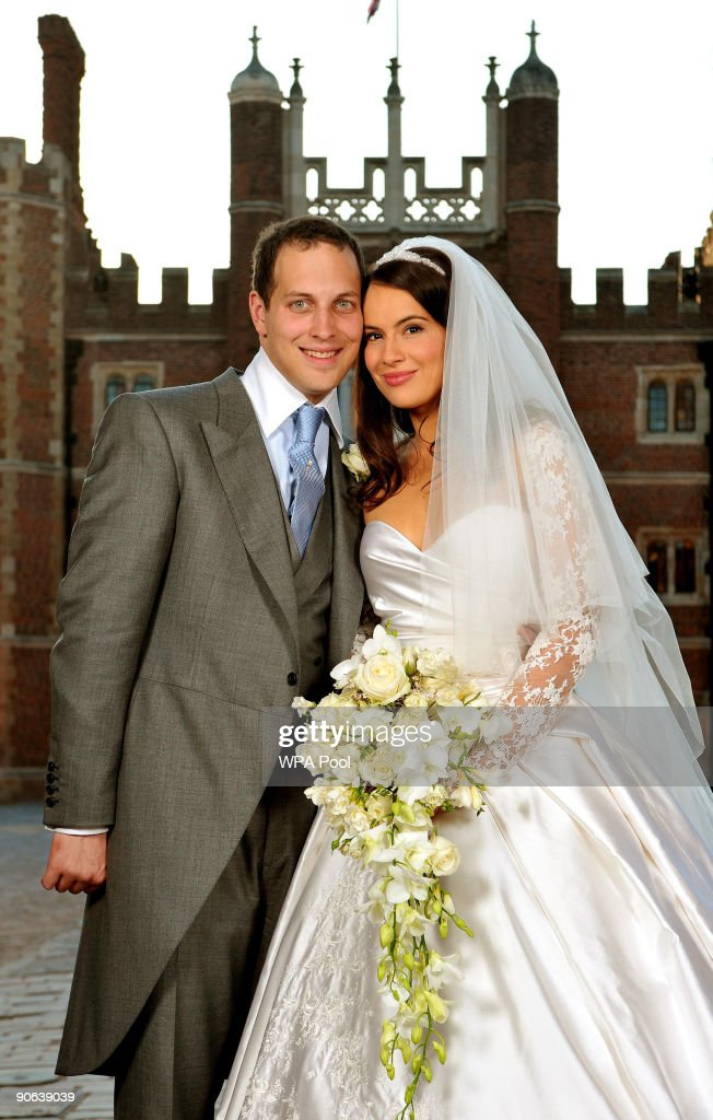 Lord Frederick Windsor & Sophie Winkleman Wedding Photos and Images ...