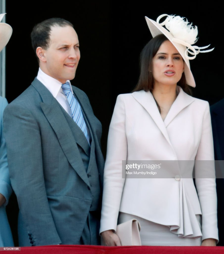 Trooping The Colour 2018 : News Photo