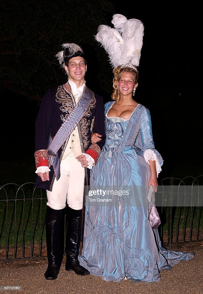 Lady Gabriella Windsor And Lord Frederick : News Photo