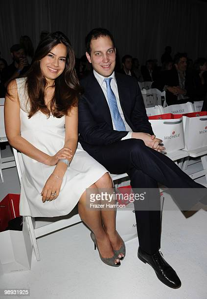 Lord Frederick Windsor and Lady Sophie Windsor pose at the 2nd Annual Genlux Britweek Designer Of The Year Fashion Awards And Show at Smashbox...