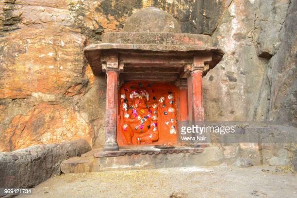 Lord Ganesha Idol-Ranthambore fort/Rajasthan