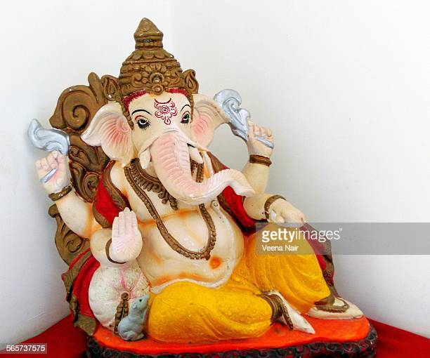 lord ganesha - ganesha stock photos and pictures