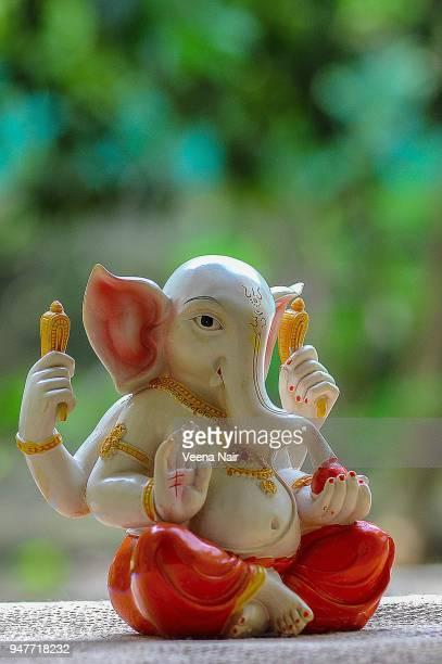lord ganesh/ganpati/ganesh chaturthi - dieu photos et images de collection