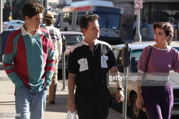 JOHN Lord High Executioner Episode 105 Pictured Joshua Basset as Teenage John Shea Whigham as William Meehan Giorgia Whigham as Teenage Denise