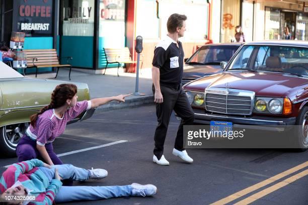 JOHN Lord High Executioner Episode 105 Pictured Joshua Basset as Teenage John Giorgia Whigham as Teenage Denise Shea Whigham as William Meehan