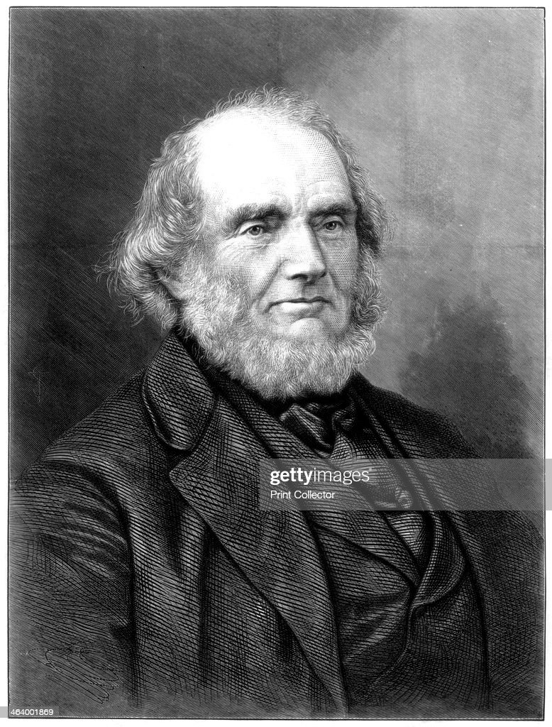 Lord John Russell, British Whig and Liberal statesman, 1875. : News Photo