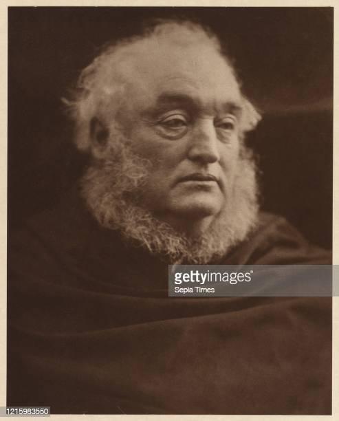Lord Justice James. Circa 1870. Printed circa 1905. Carbon print. 33.3 x 26.6 cm. . Photographs. Julia Margaret Cameron .