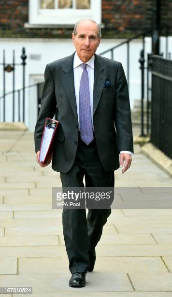 Lord Justice John Goldring who has been appointed the Coroner for the new Hillsborough inquests into the 1989 disaster during the FA Cup semifinal...