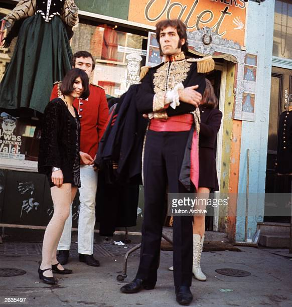 Lord Kitchener's Valet Boutique in London's Portobello Road