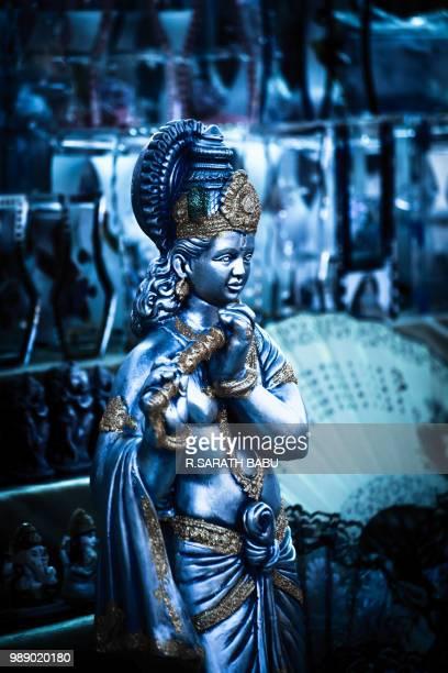 lord krishna - linda rama imagens e fotografias de stock