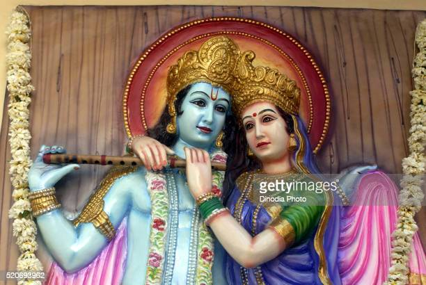 2 123 Radha Krishna Photos And Premium High Res Pictures Getty Images
