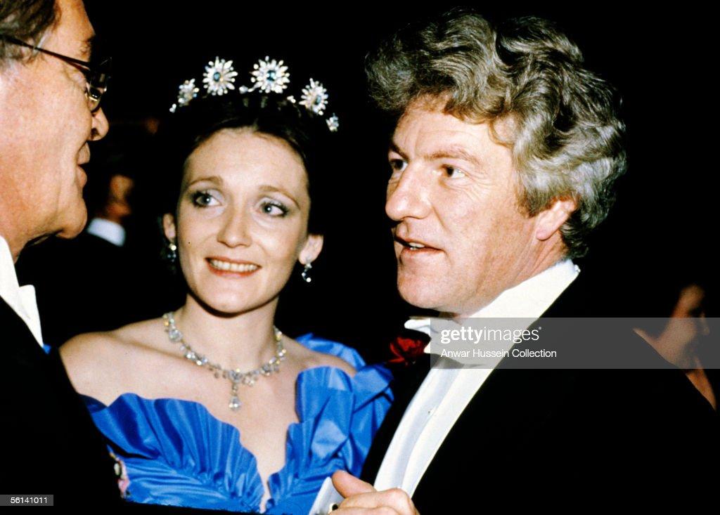 Lord Lichfield Dies Aged 66 : News Photo