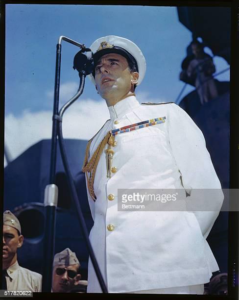 Lord Louis Mountbatten 1945