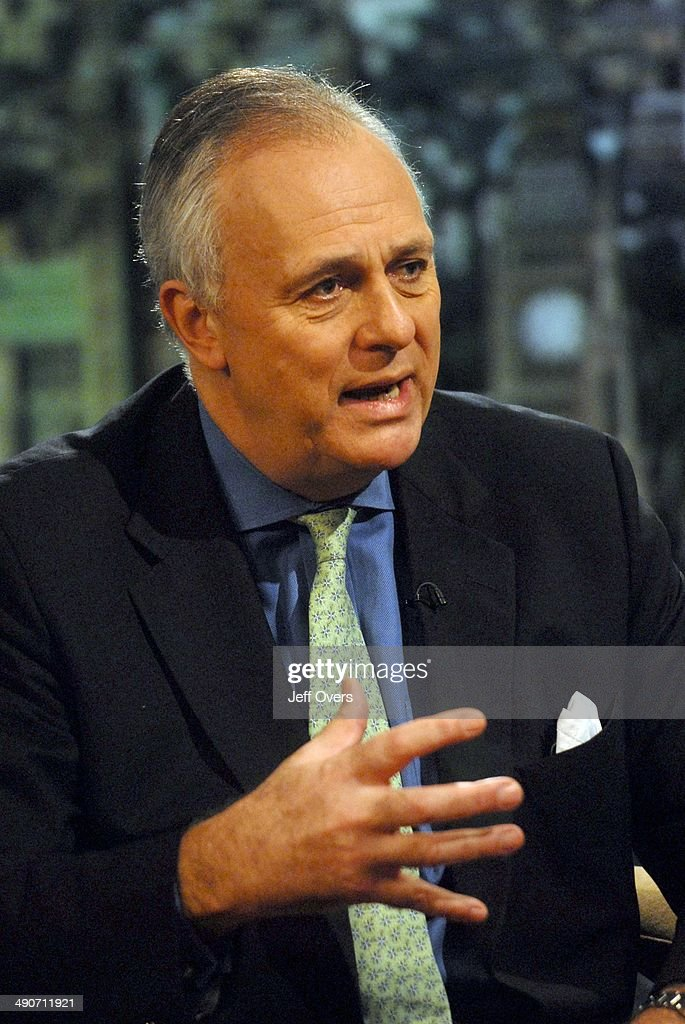 Lord Malloch-Brown guests on The Politics Show presented by Andrew Marr. 13th January 2008.